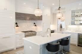 white granite countertops white kitchen
