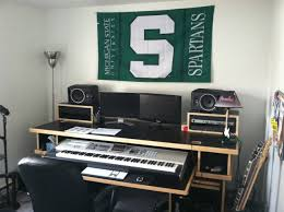 studio desk for home studio best home studio desk design