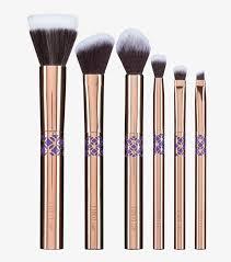 the six piece luxie beauty princess jasmine makeup princess jasmine makeup brushes transpa