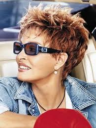 Hair Style For Women Over 50 bildergebnis fr over 50 short spikey hairstyles for women 2756 by wearticles.com