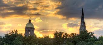 Image result for notre dame campus