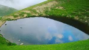 Dipsiz Göl nerede? Hangi ilin sınırları içerisinde?