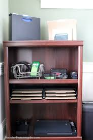 Organizing your home office Organization Ideas These Budget Friendly Tips On Organizing Your Home Office For Under 250 Just Might Surprise You Tall Dining Room Table Thelaunchlabco Budget Friendly Tips On Organizing Your Home Office Hoosier Homemade