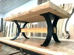 round wooden table with metal legs wood and metal kitchen table metal kitchen table legs