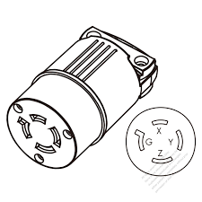 with nema 6 20r receptacle wiring diagram