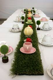 Alice In Wonderland Decorations 33 Beautiful Tea Party Decorations Table Decorating Ideas