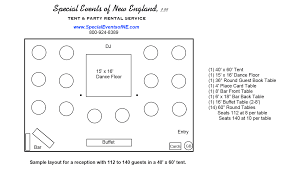 tent layout options get the right for your event stunning 60 inch round folding table