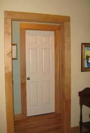 dark wood interior doors. White Door With Wood Trim Interior Doors Dark T