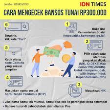 We did not find results for: Cara Cek Bansos Tunai Rp300 Ribu Yang Cair Pada Maret 2021