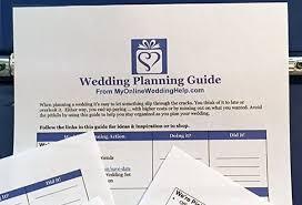 Printable Wedding Planner Free Printable Wedding Planner Wedding Planning