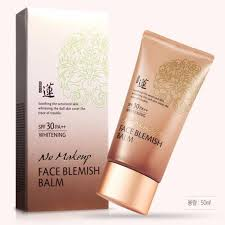 welcos no makeup face blemish balm spf30 pa whitening 50ml 1 กล อง