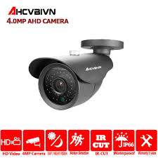 <b>AHCVBIVN H</b>.<b>265</b> 4.0MP POE IP Camera 4MP Bullet CCTV IP ...