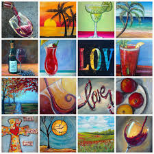 diy paint and sip date night paint and sip painting ideas