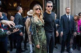 Luca Argentero e Cristina Marino 'in fuga' dopo il matrimonio: spettacolare