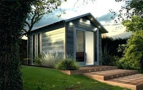 prefab shed office. Pre Fab Office Prefab Shed Backyard Dual Studio Contemporary Studios By . U
