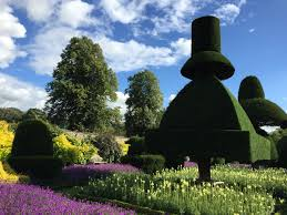 the oldest surviving garden in england levens hall has had just ten head gardeners since it was laid out in 1694
