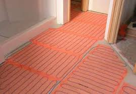 heated bathroom flooring. Electric Radiant Flooring Creative On Floor For Heat Are You Concerned That Your Concrete Floors 4 Heated Bathroom I