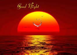 Good Night -- Sunset :: Bye :: MyNiceProfile.com