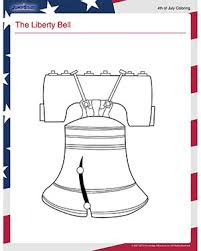 Small Picture The Liberty Bell Free Independence Day Coloring Page for Kids
