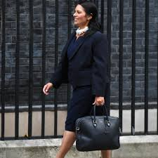 She was international development secretary from 2016 until she stood down in 2017 and is now home secretary under boris johnson. Uk Cabinet Minister Priti Patel Resigns Over Secret Israel Meetings