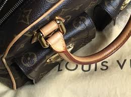 louis vuitton leather vachetta leather bags how
