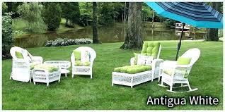 outdoor white wicker furniture nice. Luxury White Resin Wicker Outdoor Patio Furniture Set Or Table Plastic And . Nice N