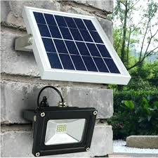 solar powered led motion activated flood light outdoor lamp waterproof for home garden lawn solar powered led flood light with motion detector