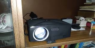<b>VIVIBRIGHT C80 LCD</b> HOME THEATRE PROJECTOR Review