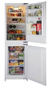 beko integrated frost free fridge freezer