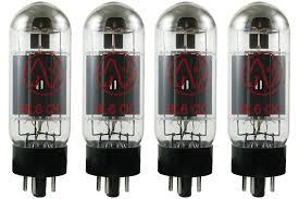 <b>JJ ELECTRONIC 6L6GC</b> (подобранная 4-ка) <b>Лампа</b> для усилителя