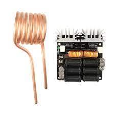 1000W ZVS 20A indüksiyon ısıtma devre kartı modülü Flyback sürücü  isıtıcı|Magnetic Induction Heaters