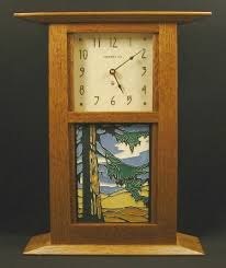 arts crafts on wall clock arts and crafts with 48 best clocks images on pinterest craftsman clocks antique