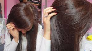 How To Dye Black Hair To Brown Without Bleach Very Light