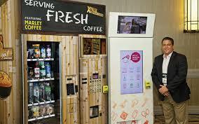Marley Coffee Vending Machine Gorgeous John Murn Acquires Assets Of Bankrupt Vending Innovator AVT HiTech