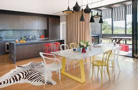 matching kitchen and dining room lighting. tread_lightly-australia-kitchen-dining-tom-dixon-pendant-lamps- matching kitchen and dining room lighting t