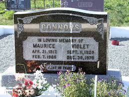 Pouch Cove St Agnes RC Cemetery - St. John's East District