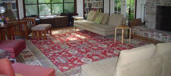 cleaning oriental rugs