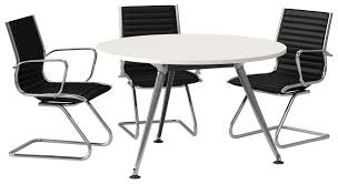 round conference table and chairs conference table and chairs marvellousence room set small office