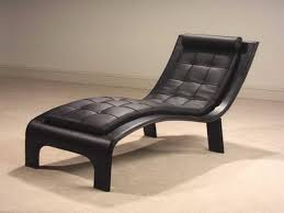 great sample small chaise lounge chair for small room awesome decorating room black leather