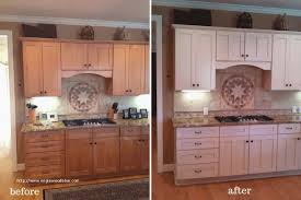 painted kitchen cabinets before and after elegant beautiful kitchen cabinet refinishing nashville tn