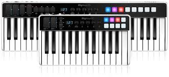 Новые <b>MIDI</b>-контроллеры <b>IK MULTIMEDIA iRIG</b> KEYS I/O 25 и IK ...