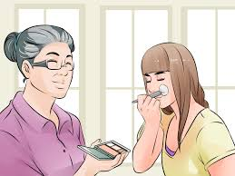 how to persuade your pas to let you wear makeup
