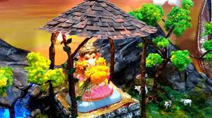 ganpati bappa decoration ideas youtube