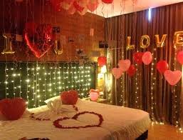 birthday romantic hotel room ideas for