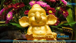 Cute Bal Ganesh Images Download