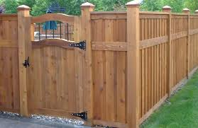 Backyard Fence Design Impressive Backyard Fence Designs Backyard Fence Designs Wood Fence Designs