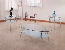 glass coffee table sets furniture