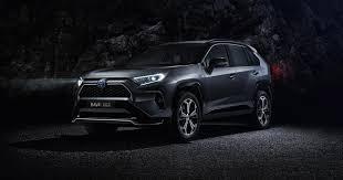Rav4 Ev Range Chart Toyota Rav4 Plug In Hybrid 2020 Phev Suv Unveiled In Los