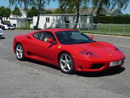 2001 Ferrari 360 Modena – Most Desirable Cars In The World