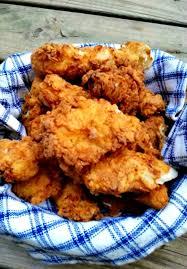 Buttermilk fried chicken breast